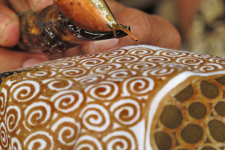 BATIK, The Art of Painting